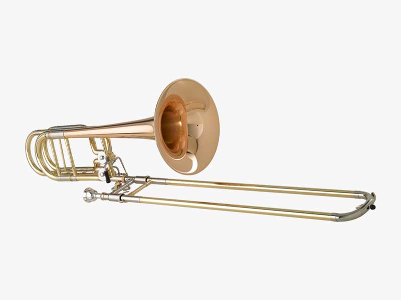 Getzen 1062FDR Bass Trombone