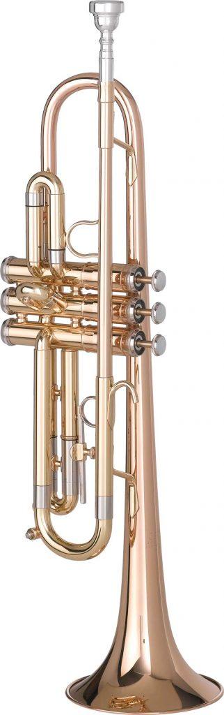 Getzen 490 Bb Trumpet