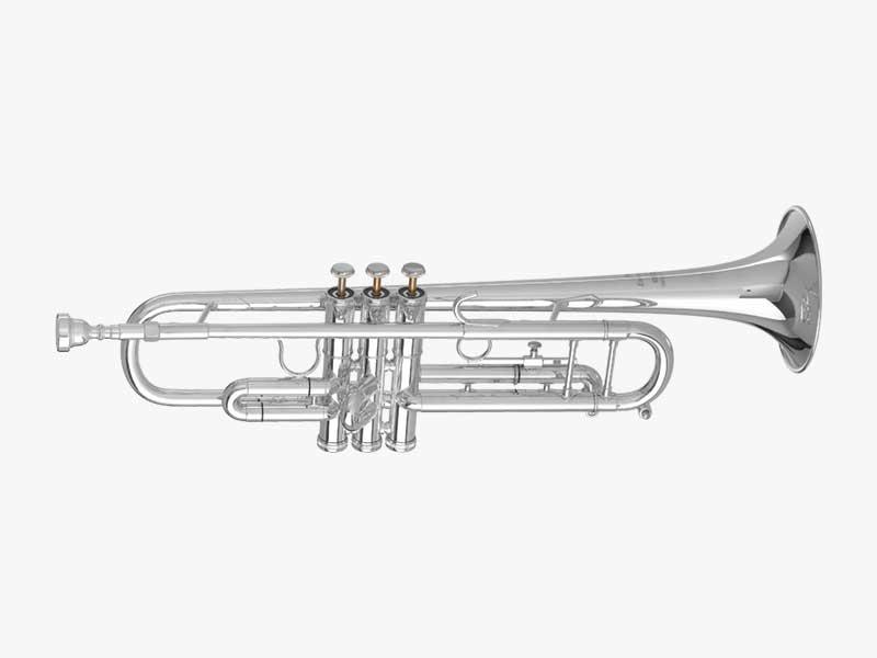 Getzen 700S Bb Trumpet