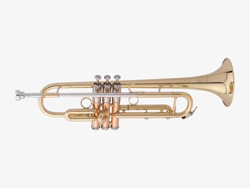 "907DLX Eterna ""Deluxe"" Bb Trumpet"