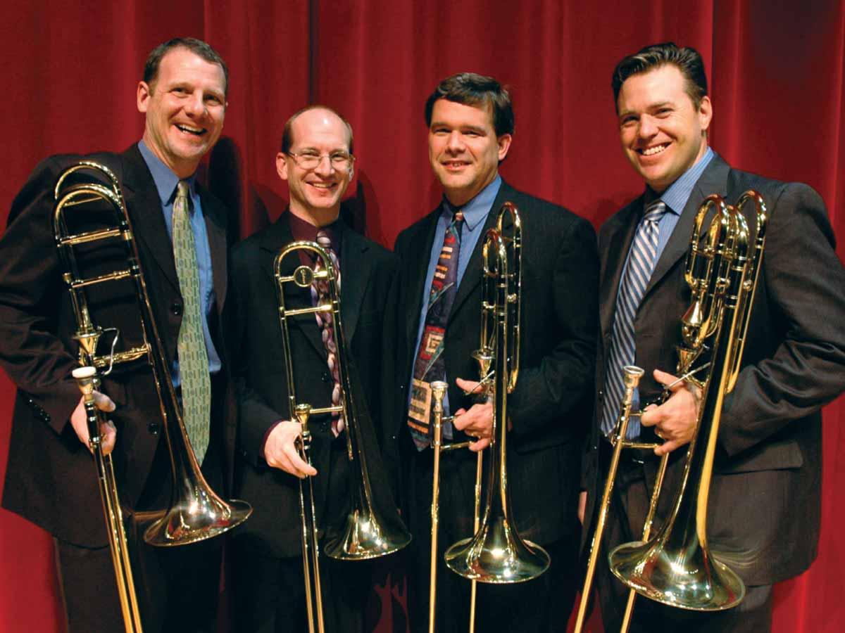 Continental Trombone Quartet