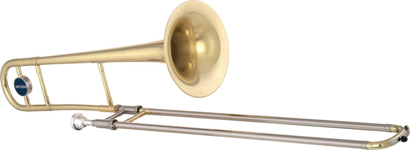 Getzen 351 Tenor Trombone