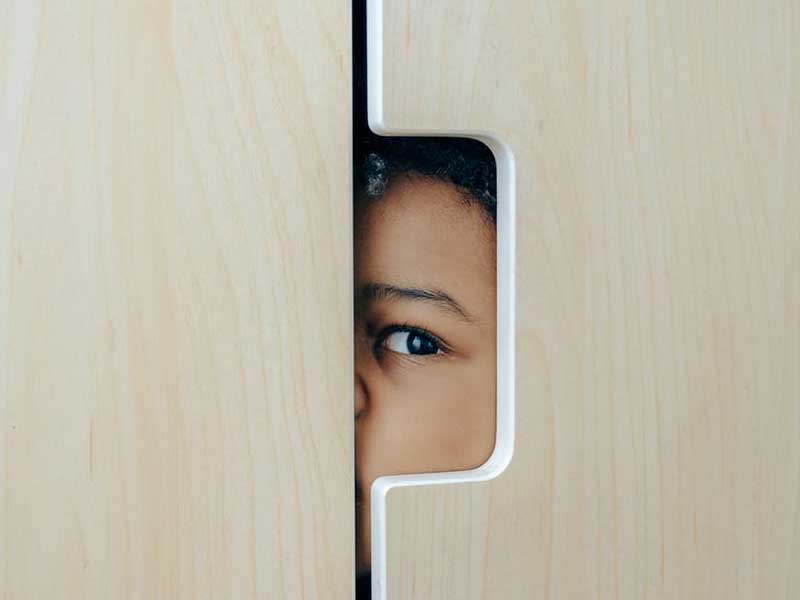 A Peek Behind the Curtain