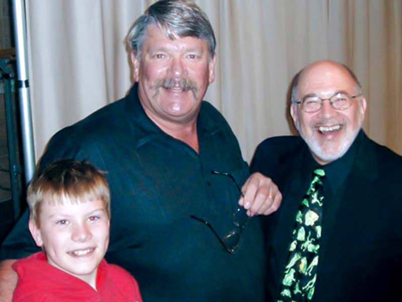 Tom Getzen, Mike Vax, and Dylan Linhart